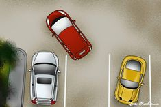 It is unavoidable that at some point, soon after you start driving, you will need to reverse into a parking space. At times you will find yourself in a tight position where the only options are to back into the spot or circle the. Parking Space, Garage, Advice, Carport Garage, Tips, Garages, Car Garage, Carriage House