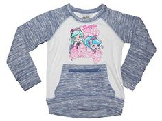 Shopkins Shoppies Girls Hacci Pocket Lightweight Sweatshi.. Click for more information or how to purchase