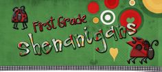 Dawn at First Grade Shenanigans.  AMAZING first grade blog!
