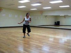 Evacuate the Dance Floor warm-up to get ideas from