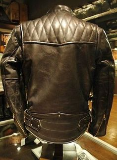 New Arrival Men Real Lambskin Motorcycle Premium Quality Leather Biker Jacket 75