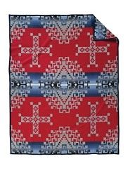 Ruby River Pendleton blanket