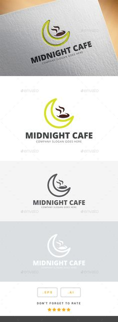 this logo relates back to my all hours open theme of my cafe!