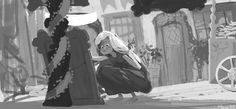 "disneyconceptsandstuff: "" Visual Development from Tangled """