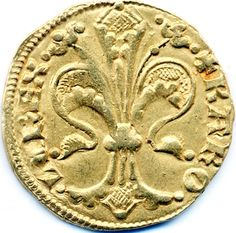 American Numismatic Society: Gold florin of Karl Robert, Hungary, 1310 - Gold And Silver Coins, Coin Collecting, Hungary, Medieval, Objects, Metal Detector, Seals, American, Rings