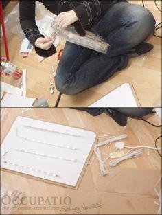 DiY - Leuchtkasten Eine einfache und günstige Anleitung zum selber bauen eines DiY - Leuchtkastens.