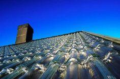 Nytt glastak - en solklar värmekälla
