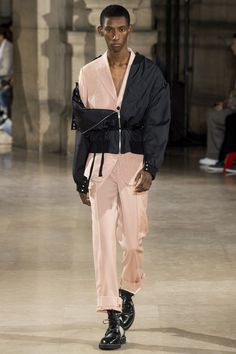 Maison Margiela Spring 2017 Menswear Fashion Show || Follow FILET. ʟᴏɴᴅᴏɴ 🇬🇧 for more street wear style #filetclothing #FashionTrendsSs17