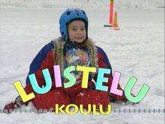 Amurin päiväkodin lapset käyvät luistelukoulua. Luistelukoulun tarkoituksena on antaa luistelussa tarvittavat perustaidot. Physical Education, Physics, Graphic Sweatshirt, Activities, Sports, Fictional Characters, Skating, Yoga, Sweatshirts
