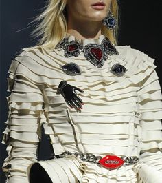 Fashion & Lifestyle: Lanvin Jewelry Fall 2012 Womenswear