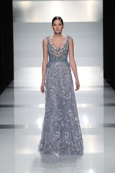 TONY WARD could have used more fullness and drama in the skirt
