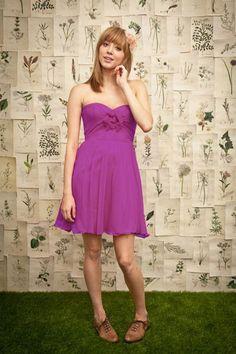 Lovely bridesmaid dress - My wedding ideas