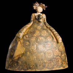 Menina.  #cerámica