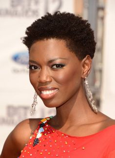 natural black hairstyles | Black Hairstyles at the 2012 BET Awards, Page 15