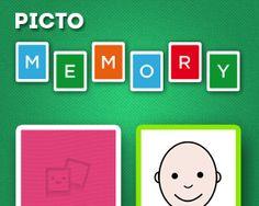 PICTO MEMORY http://www.pictojuegos.com/ uego clásico de memoria orientado a la comprensión, reconocimiento e identificación de emociones, mediante actividades de asociación de parejas iguales