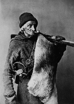 An old trapper, Quebec Quebec, Old Pictures, Old Photos, Camping Images, Samuel De Champlain, Capital Of Canada, Old Portraits, Fur Trade, Canadian History