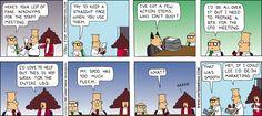Dilbert Classics by Scott Adams for Mon 29 Mar 2021 #Dilbert #Comics Scott Adams, Todays Comics, Non Sequitur, Calvin And Hobbes, Comics Online, Comic Strips, Dilbert Comics, March, Classic