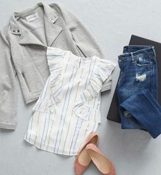 Stitch Fix is a styling service that delivers your favorite looks, chosen by your own personal stylist, right to your door. My Stylist has done an amazing job studying my personal style and really getting to know my lifestyle and what I love. Order your first Fix today and see what your stylist can do for you!! #affiliate #sponsored #StitchFix