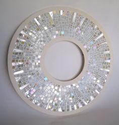 Grace mirror.white on white