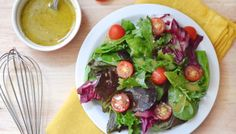 How To Make A Vinaigrette - Genius Kitchen