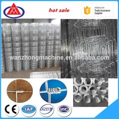 Direct Factory Hot Sale Cattle Fencing for using Installing in the animal farm fence