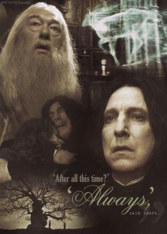 Always severus snape / harry potter/ fantastic beasts harry Harry Potter Hermione, Harry Potter World, Rogue Harry Potter, Immer Harry Potter, Mundo Harry Potter, Always Harry Potter, Harry Potter Quotes, Harry Potter Characters, Harry Potter Fandom