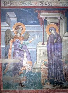 Byzantine Icons, Byzantine Art, Life Of Christ, Best Icons, Orthodox Icons, Virgin Mary, Color Pallets, Medieval, Projects To Try