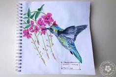"""Résultat de recherche d'images pour """"japon aquarelle fleur et oiseau"""""""