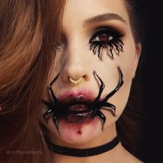 Are you looking for the coolest makeup idea for Halloween? Do you want people to marvel or scream at Halloween parties? Let's take a look at the best Halloween makeup ideas we've collected for you.#Halloweenmakeupideas