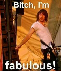 Alex Gaskarth:-)