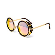 1c1f25fc4bb Havana style steampunk glasses with revo lenses available from our webstore  Steampunk Goggles