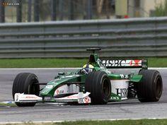 P23: Luciano Burti (BRA) - Jaguar-Cosworth R1 - 0 Points (ARG) - Minardi-Fondmetal M02 - 0 Points #motorsport #racing #f1 #formel1 #formula1 #formulaone #motor #sport #passion