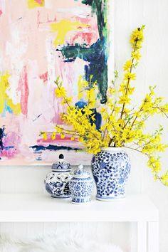 New artwork home accessories