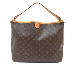 9d601e64c512 Louis Vuitton Monogram Delightful MM Shoulder Bag - SKU 872. The Chicago  Consignment
