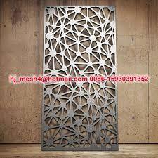 Resultado de imagen para puerta chapa perforada decorativa