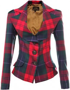 Celebrating a staple among alternative wardrobes, Rad Plaid! is a style guide that features pieces from icons of the genre that includes Vivienne Westwood, Betsey Johnson, Fred Perry, Lucky 13 and Lip Service, offering bonus tips on how to complete an ensemble that pays tribute to the canons of Circus fashion.