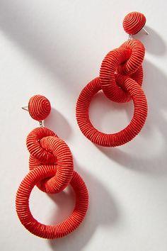 Slide View: 1: Corscia Drop Earrings