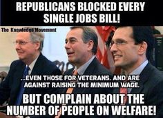 Koch Bros. Republicans are happy to steal $92B a yr.in Tax dollars to SUBSIDIZE RICH Profitable Corporations... let's complain about these WELFARE PARASITES! Ooops...I meant people:-)