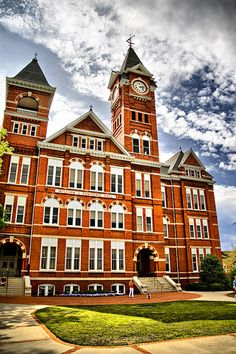 Auburn- you have stolen my heart and changed my life