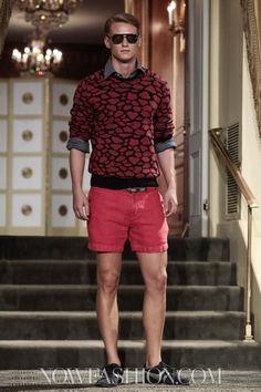 Michael Bastian Menswear Spring Summer 2014 New York
