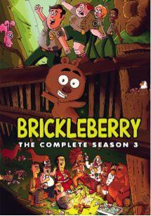BRICKLEBERRY The Complete Season 3 on DVD April 5