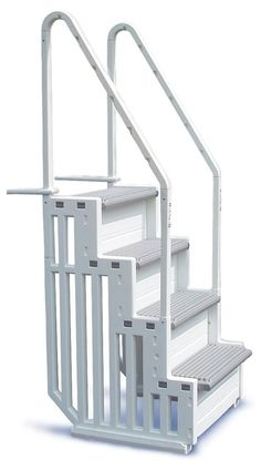 Above Ground Pool Step Deck Brackets.Swimming Pool Wholesale Warehouse At Com Product Page. Staircase Above Ground Pool Steps Swimming Pool Accessories. New CONFER STEP 1 Above Ground Swimming Pool Ladder Heavy . Home and Family Above Ground Pool Steps, Above Ground Pool Ladders, Above Ground Swimming Pools, In Ground Pools, Swimming Pool Steps, Swimming Pool Ladders, Swimming Pool Accessories, Deck Steps, Pool Supplies
