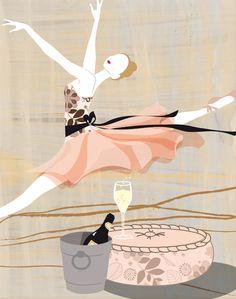 Barbara von Tannenberg for Madame Magazine
