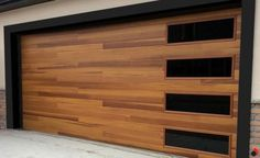 1-723 wood look steel door