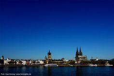 Skyline von Köln #Frühling #Reisetipp