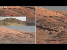 Ancient Aliens On Mars: Many Pyramids Mark of Civilization, Mar 2014
