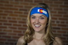 Colorado Headband--Matte ... Need this #headband #bolderband
