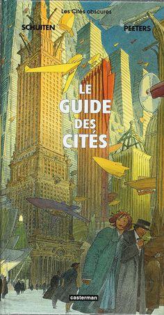 France in the future, as seen in the past. Fantasy Concept Art, Fantasy Art, Roman Photo, Ligne Claire, Science Fiction Art, Art Deco Design, Grafik Design, Sci Fi Art, Dieselpunk
