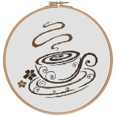 Hey, I found this really awesome Etsy listing at https://www.etsy.com/listing/294095963/more-for-free-coffee-aroma-counted-cross