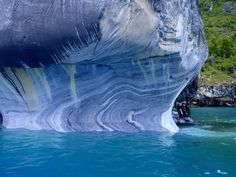 Marble Caves Patagonia Chile 3